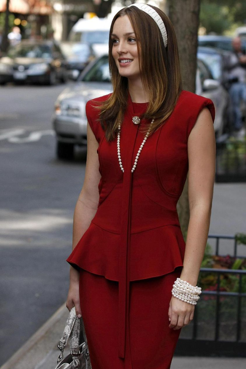 Snag Her Style // Leighton Meester as Blair Waldorf