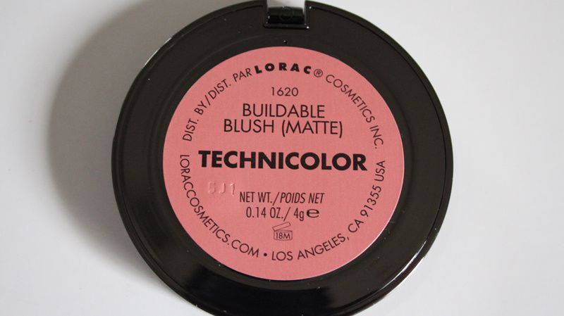 NEW Lorac Color Source Buildable Blush // SWATCHES