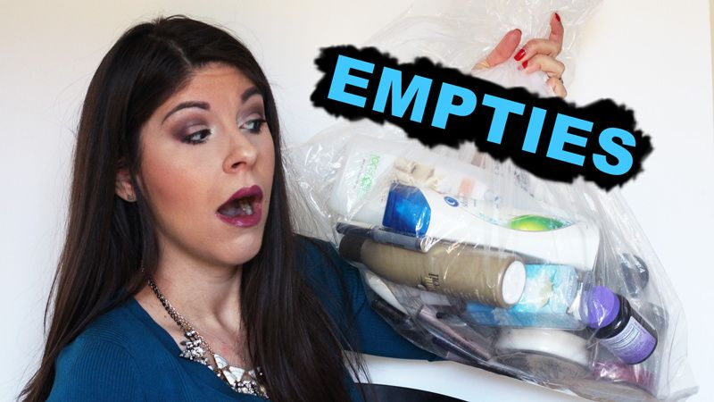 EMPTIES! Beauty Products I've Used Up! Would I Repurchase?