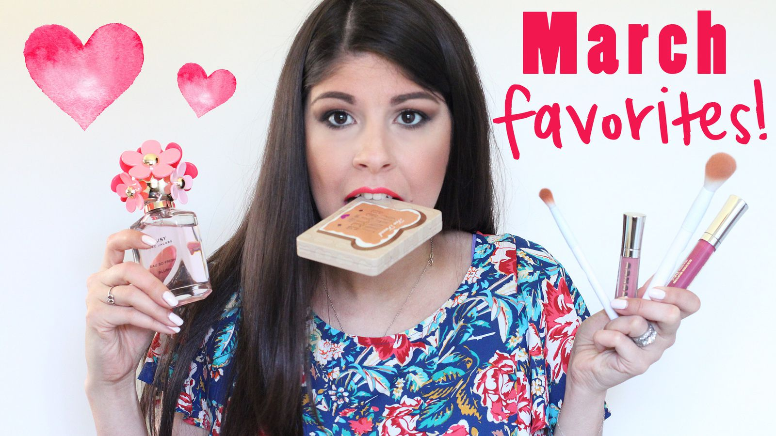 MARCH FAVORITES | Beauty Favorites 2016