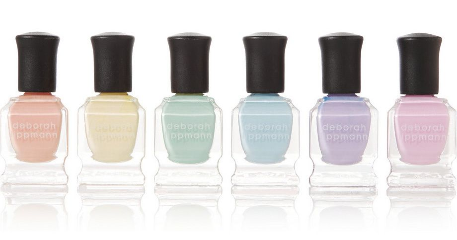 Pretty Pastels | Deborah Lippmann Sweets for My Sweet | Nail Polish Set