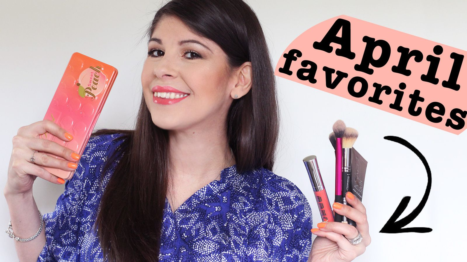 APRIL FAVORITES 2016! | Urban Decay, Wet n Wild, IT Cosmetics &amp&#x3B; more!