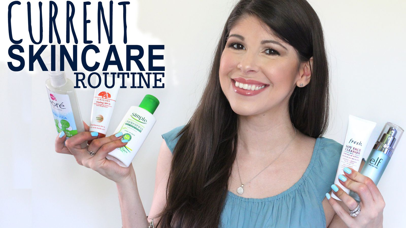 My 3 Step Skincare Routine!