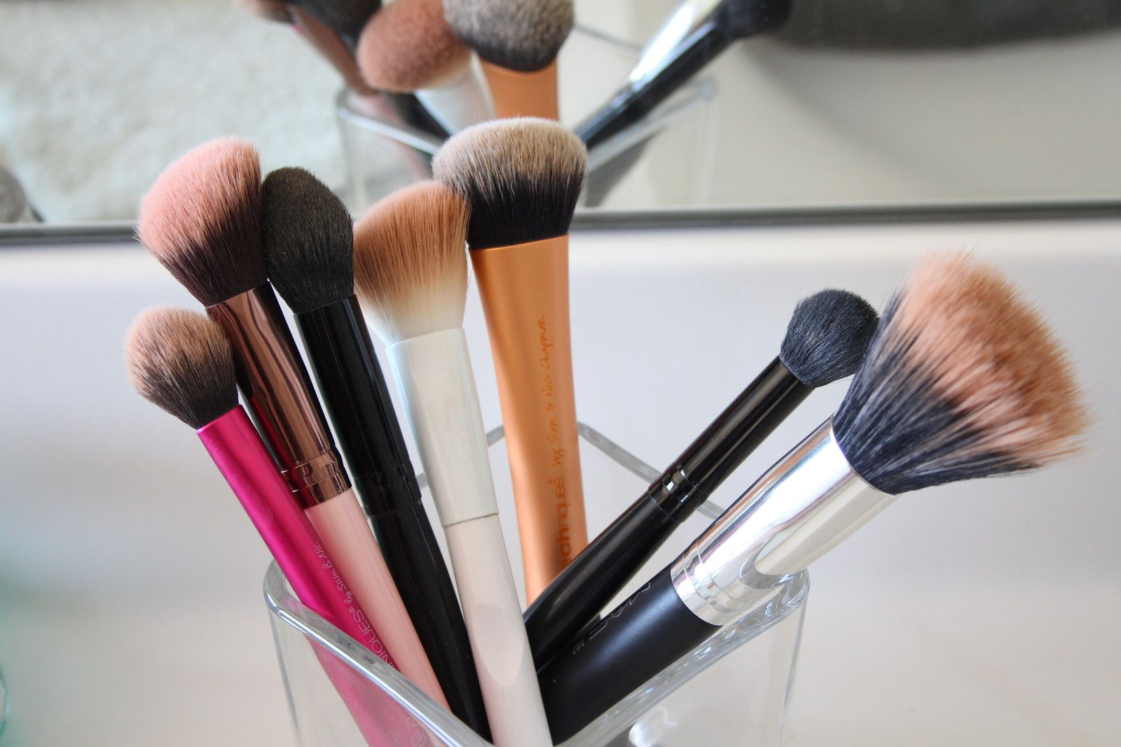 Everyday Makeup Brushes (My Favorites)