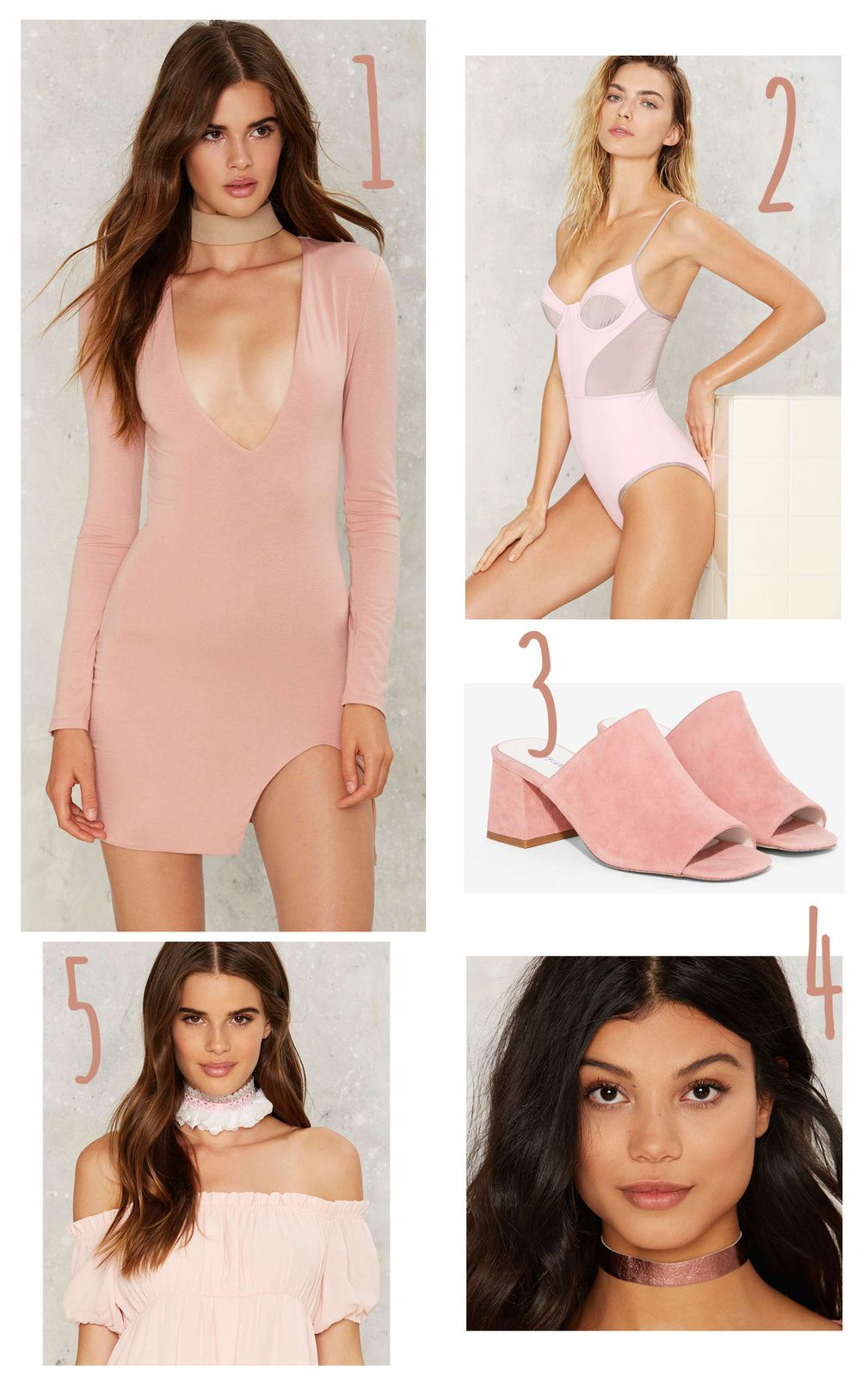 Loving Dusty Rose Lately... OOTD Inspiration