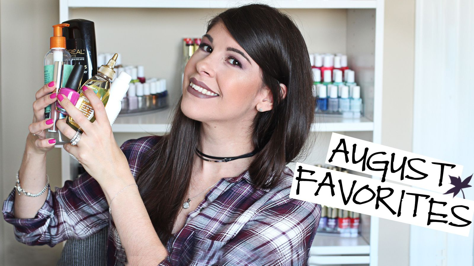 August Beauty Favorites 2016! Skincare & Haircare!