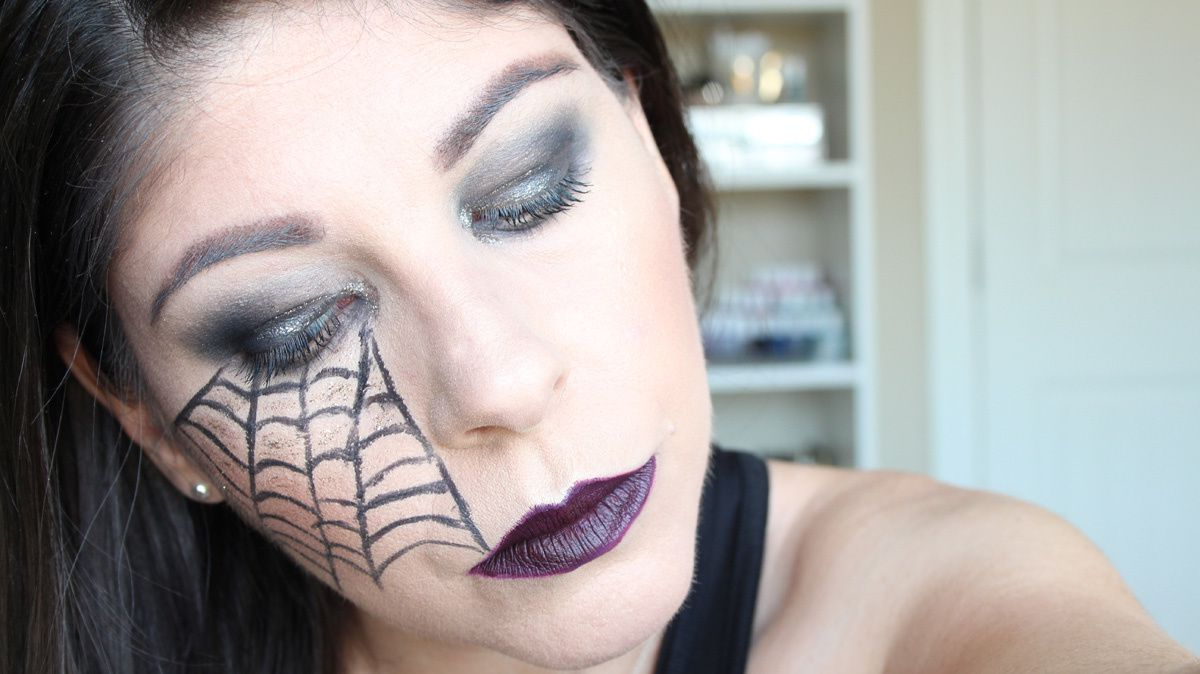 EASY Halloween Makeup! ALL Drugstore &amp&#x3B; Affordable!