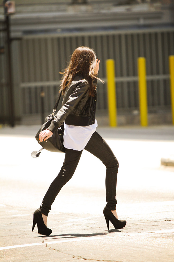 How to Pair High-Heels With Jeans: A Basic Guide