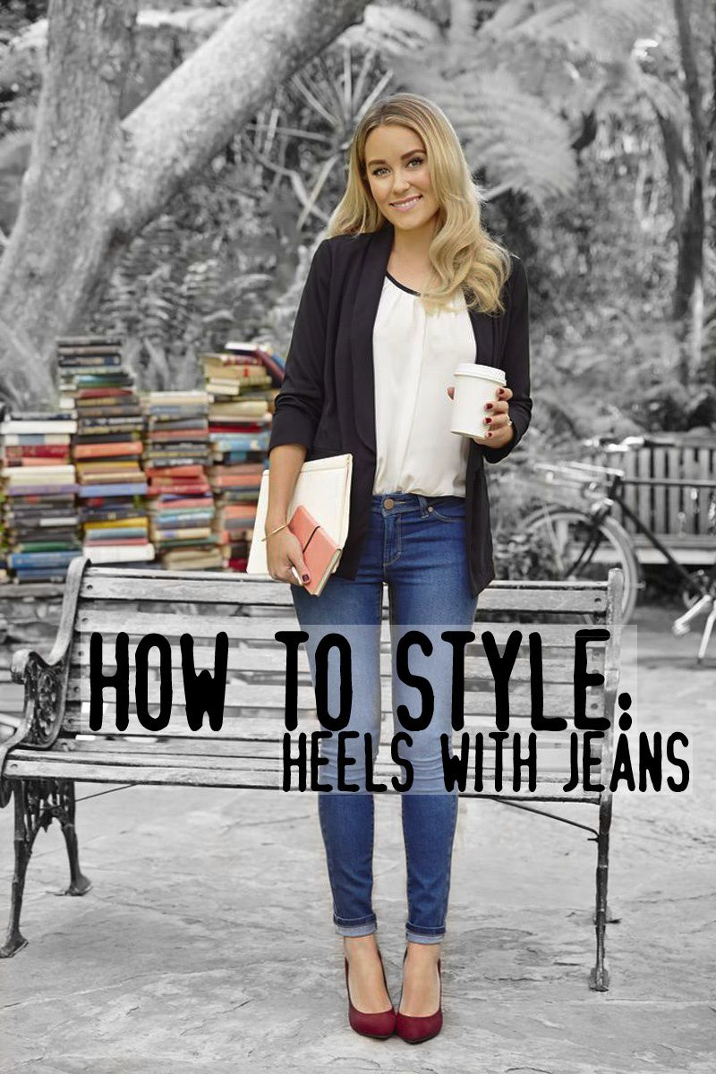 How To Pair High Heels With Jeans A Basic Guide Fashion Chalet By Erika Marie