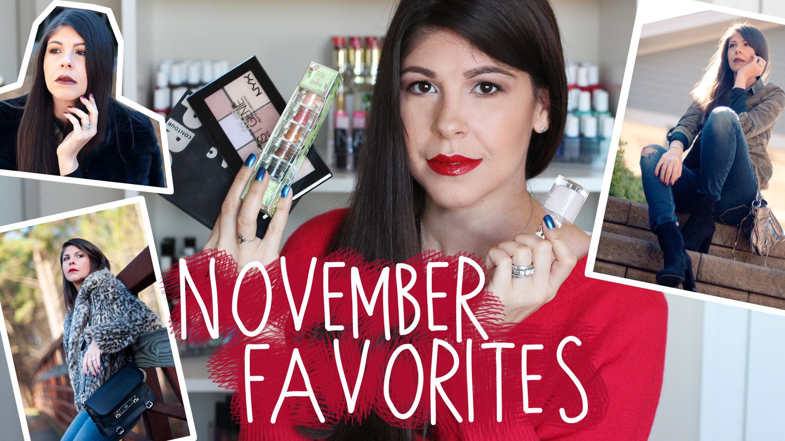 November Favorites! 2016 | Beauty, Lifestyle, Fashion &amp&#x3B; Skincare