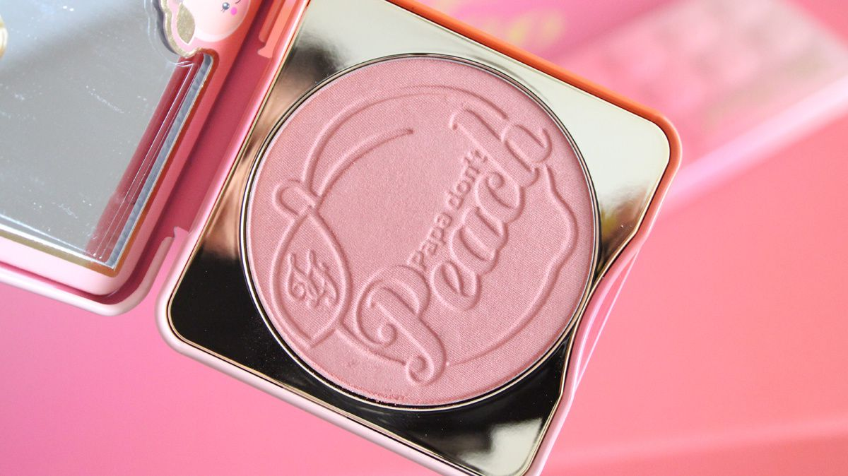 TOO FACED Sweet Peach Collection! A Look Inside!