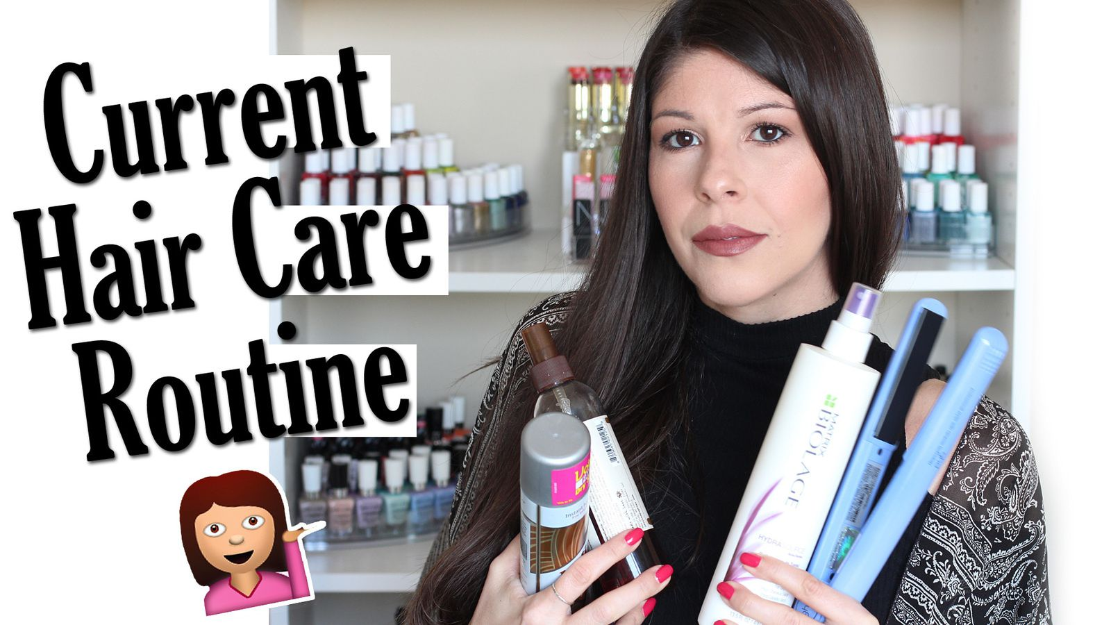 UPDATED Hair Care Routine for Long Hair! 2017