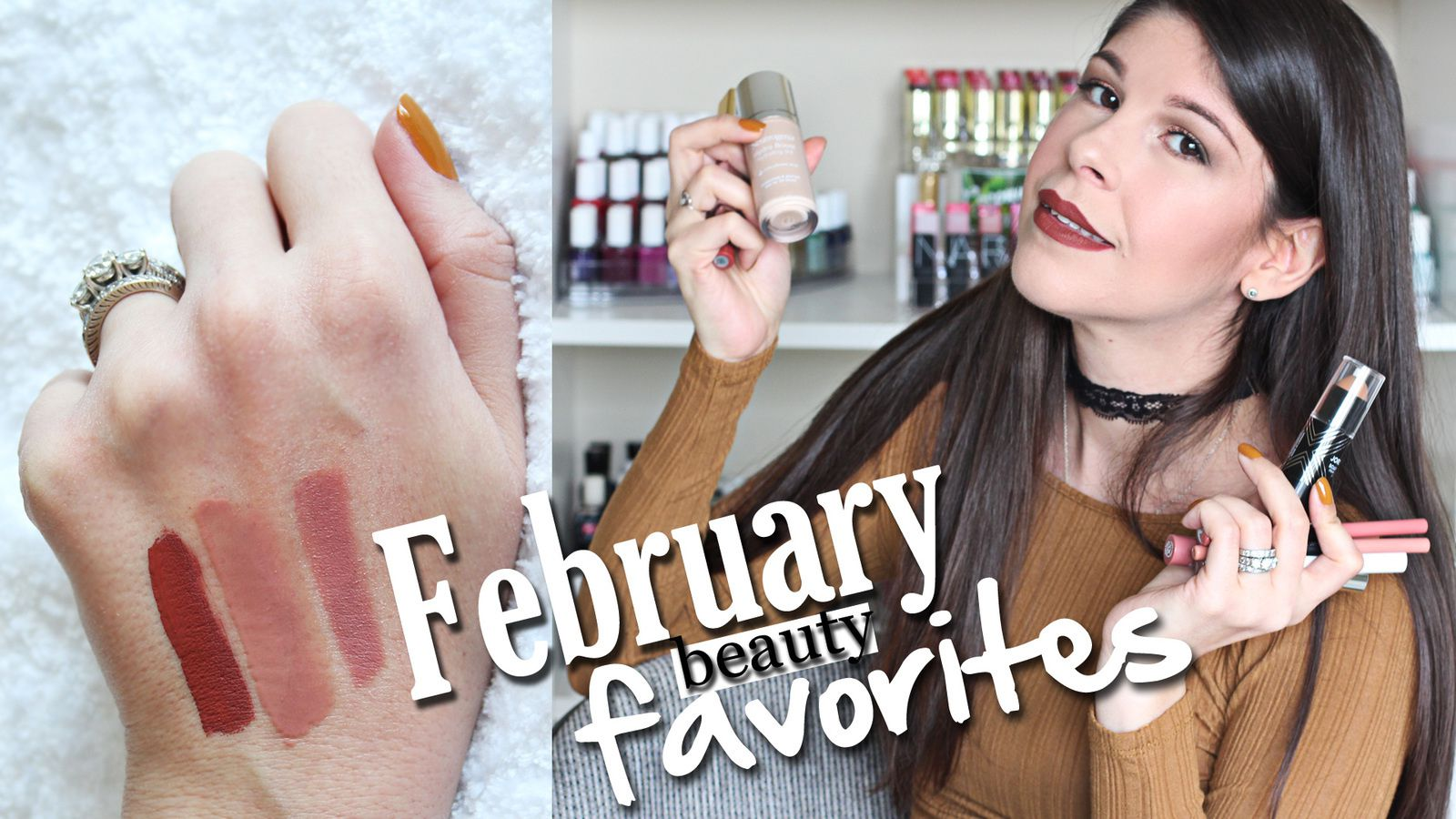 February Beauty FAVORITES! 2017