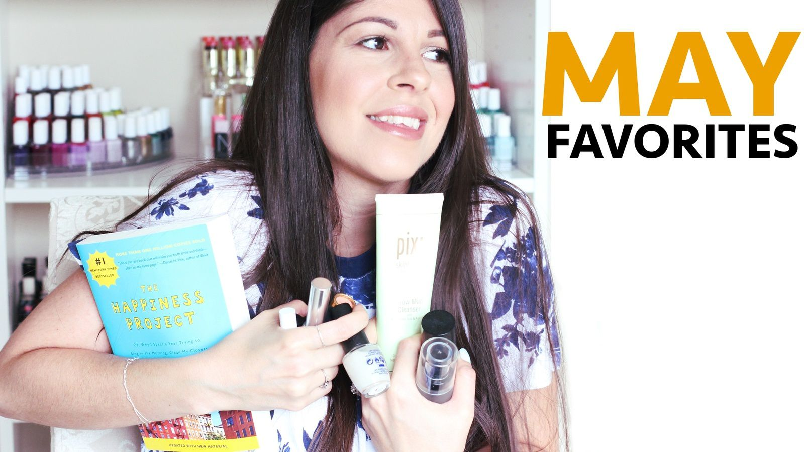 May Favorites! 2017 // Books, Beauty &amp&#x3B; More!