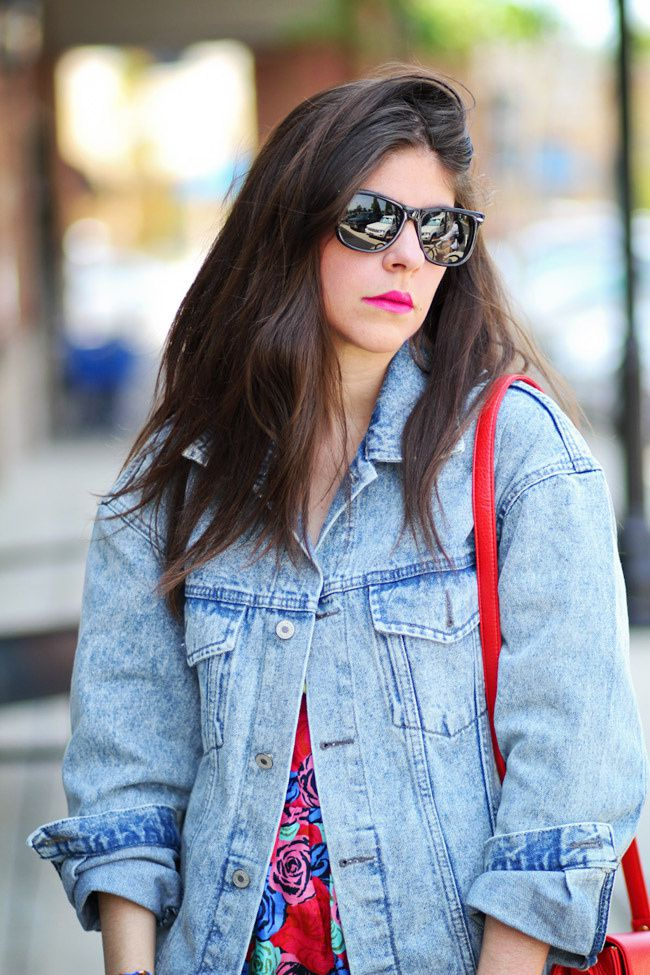 How To: Layering Jean Jackets