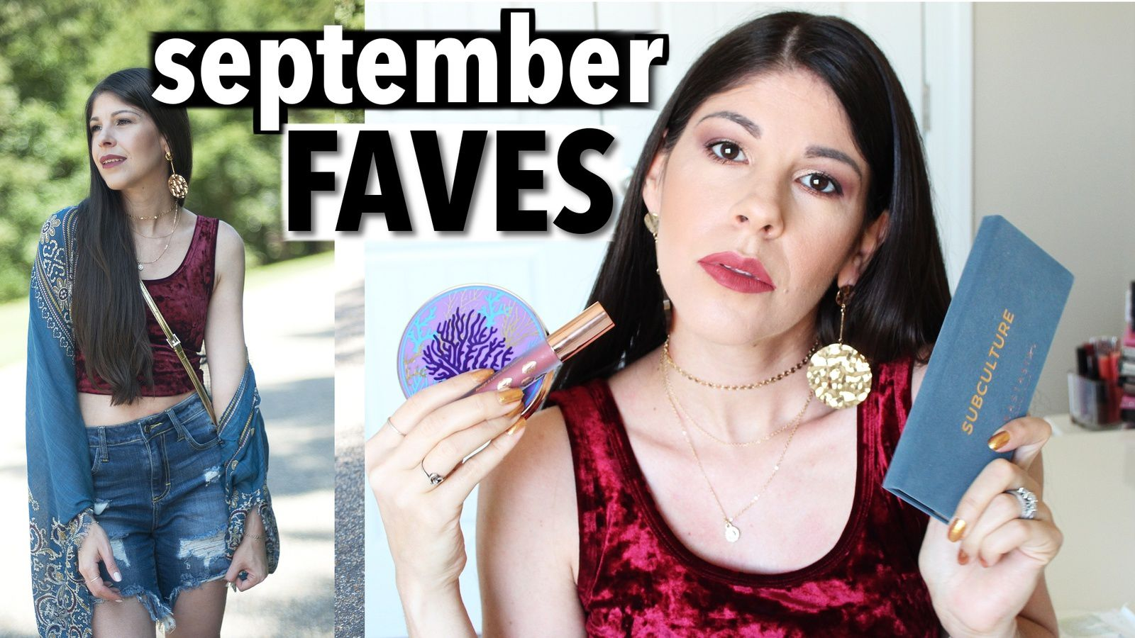 September Beauty FAVORITES! 2017