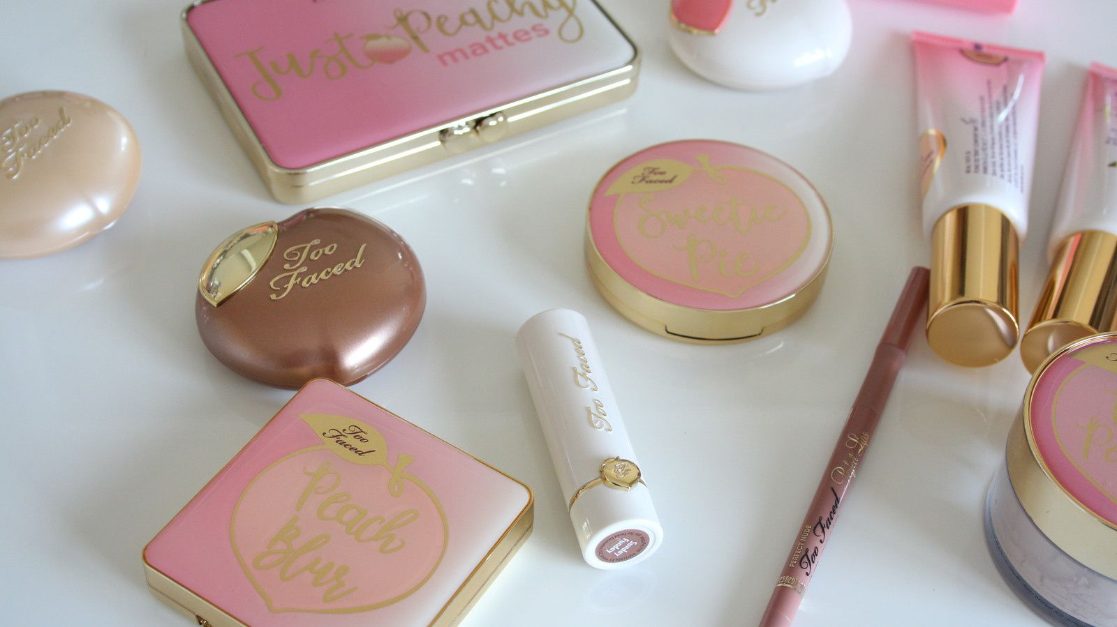 Too Faced Peaches &amp&#x3B; Cream Collection HITS &amp&#x3B; MISSES