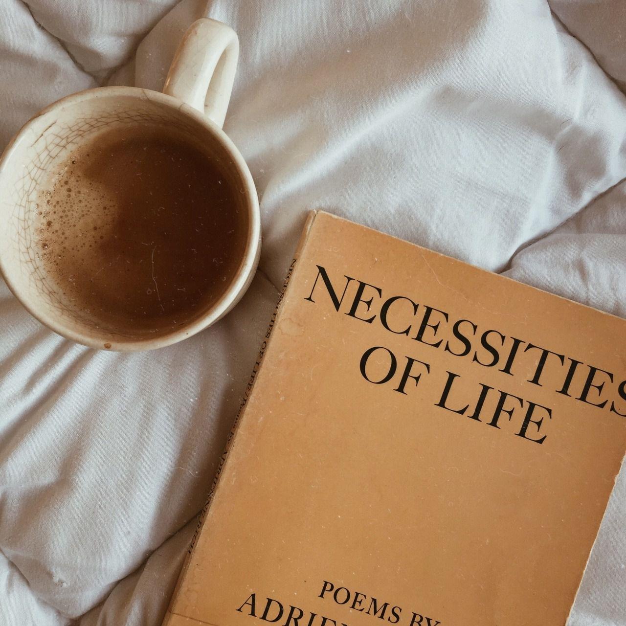 NECESSITIES OF LIFE {INSPO!}