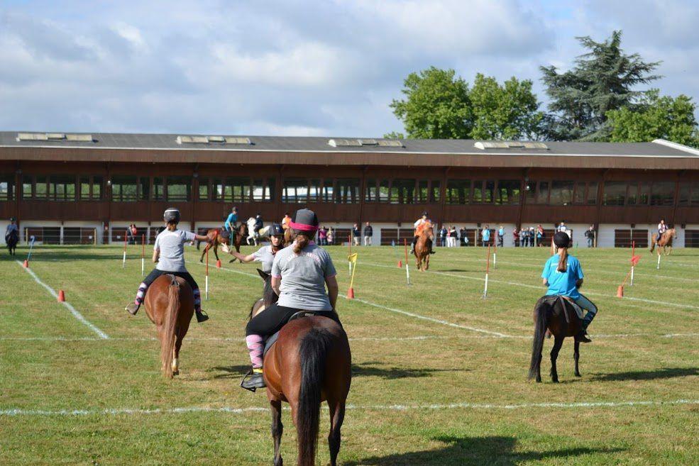 Championnat de France UNSS d'équitation 2015