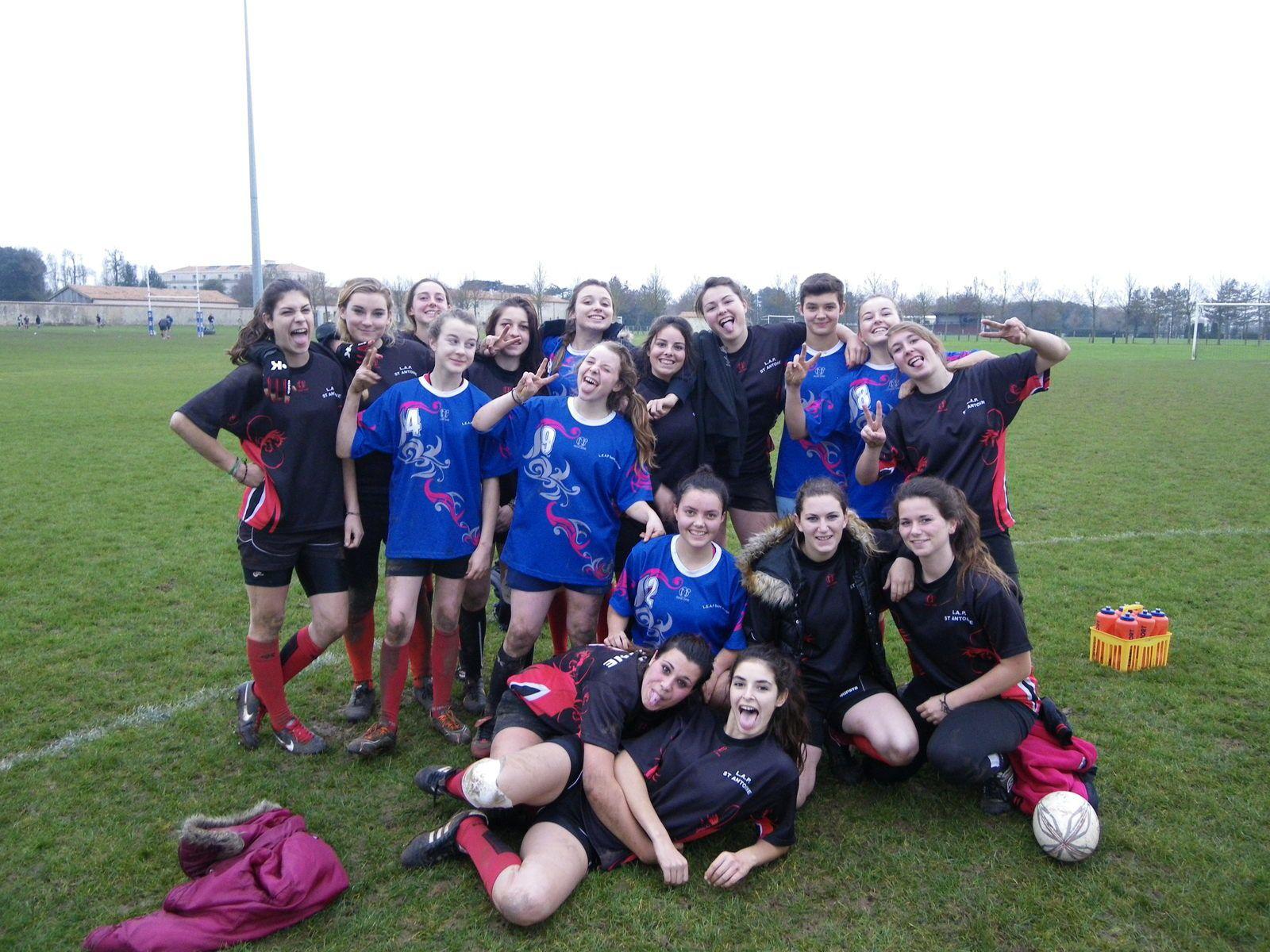 2éme journée de promotion Rugby