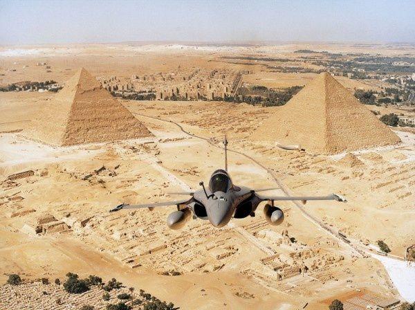 Premier contrat à l'export du Rafale, l'Egypte !