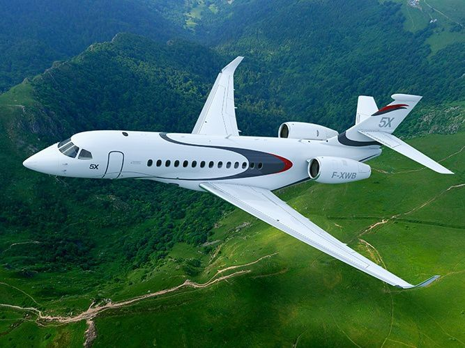 """Bel avion ! la tradition est respectée : """" Un bel avion vole bien !""""  Marcel Dassault"""