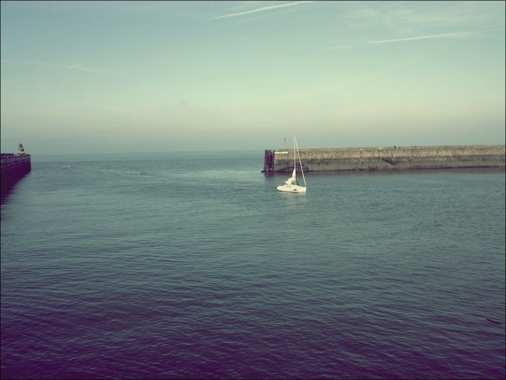 Notre journée à Dieppe.