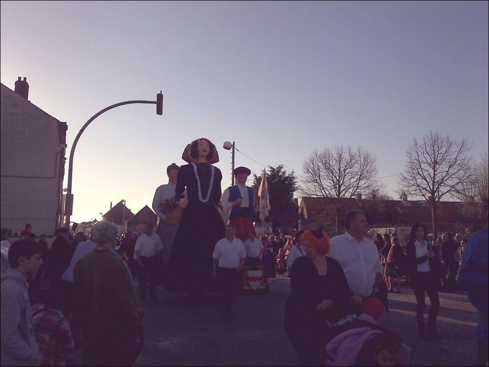 BERK _ Carnaval des Géants !