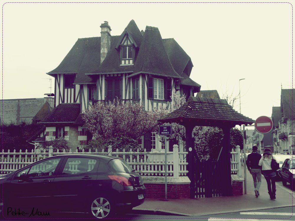 Week end en amoureux - Petit matin à Deauville.