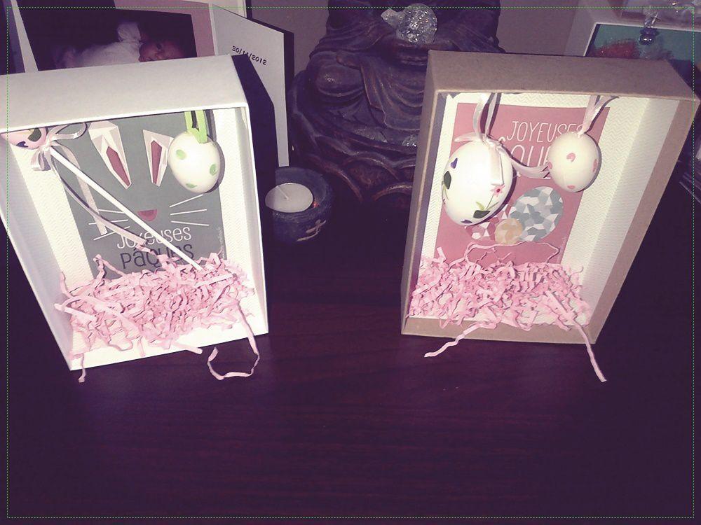 ✿ Un peu de déco pour Pâques ! ✿ (Avec DIY super simple et rapide)