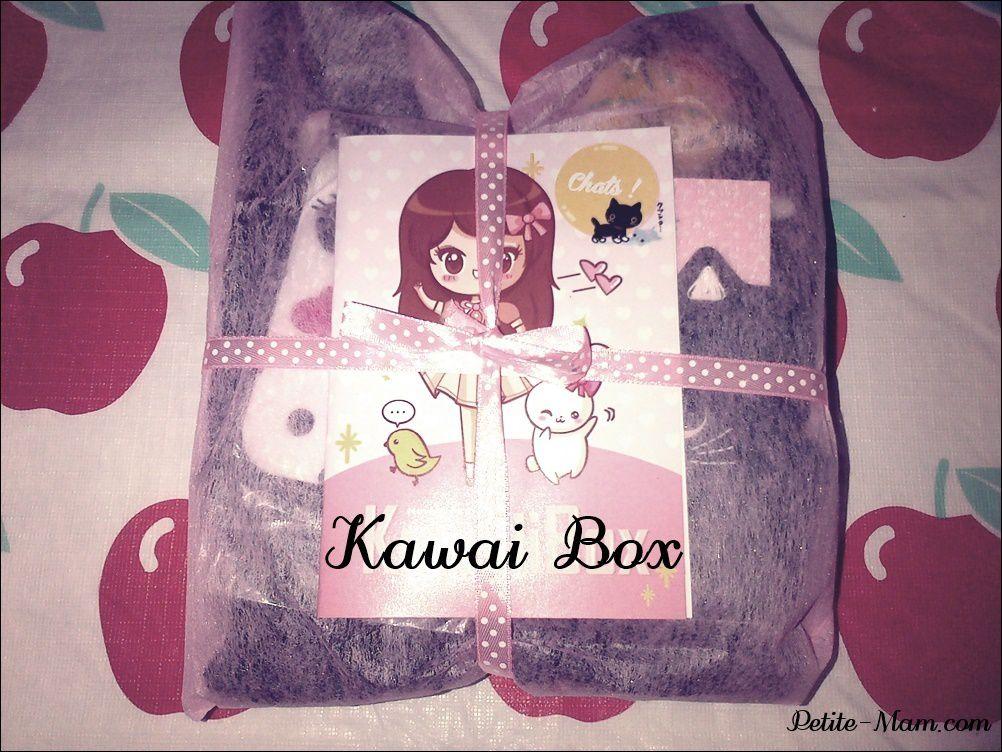 ✿ J'ai reçu ma KawaiiBox ! ✿