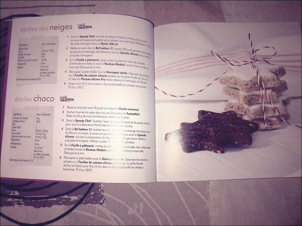 Livre de recette : Les biscuits « Maison » de TUPPERWARE !