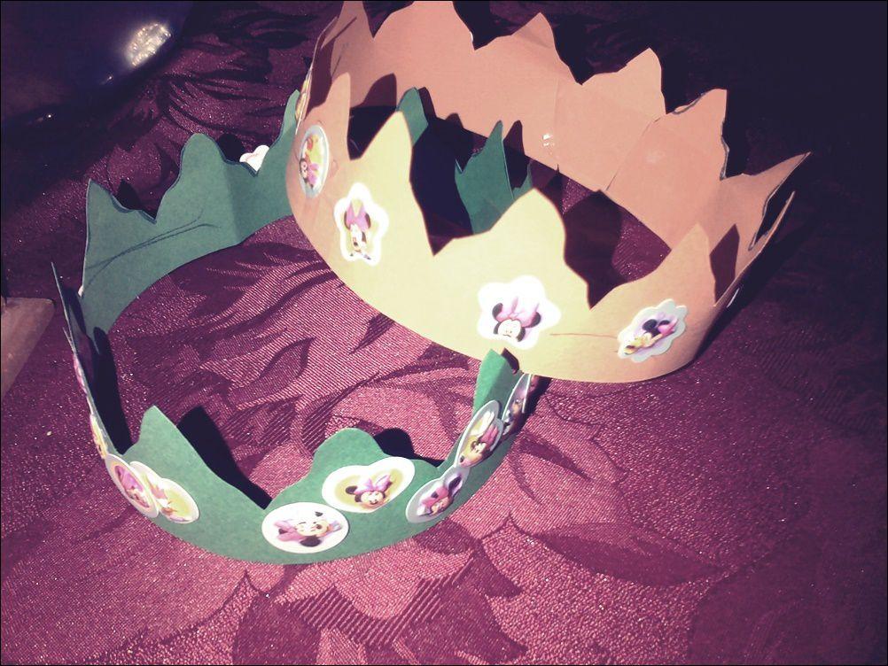 DIY - Leur petite couronne !