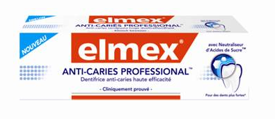 On a testé ... le dentifrice Elmex Anti-Caries Professional