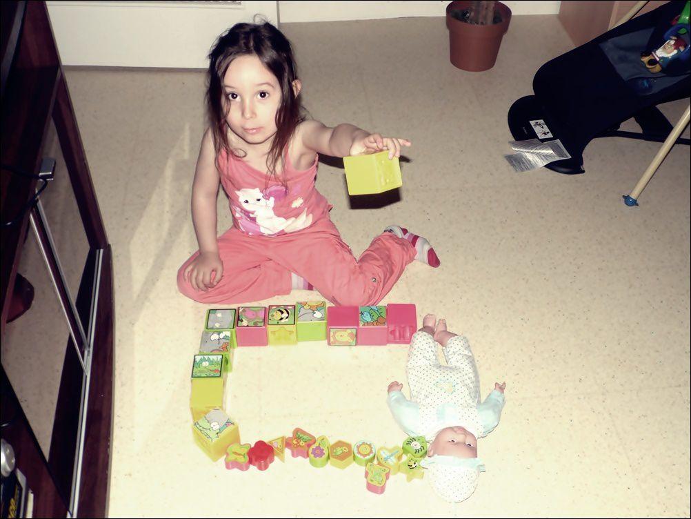 ♥ Et elle a eu 4 ans... ♥