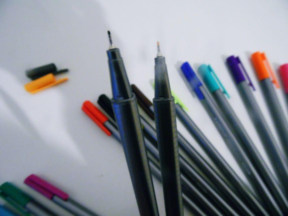 STAEDTLER met de la couleur dans ... nos activités !
