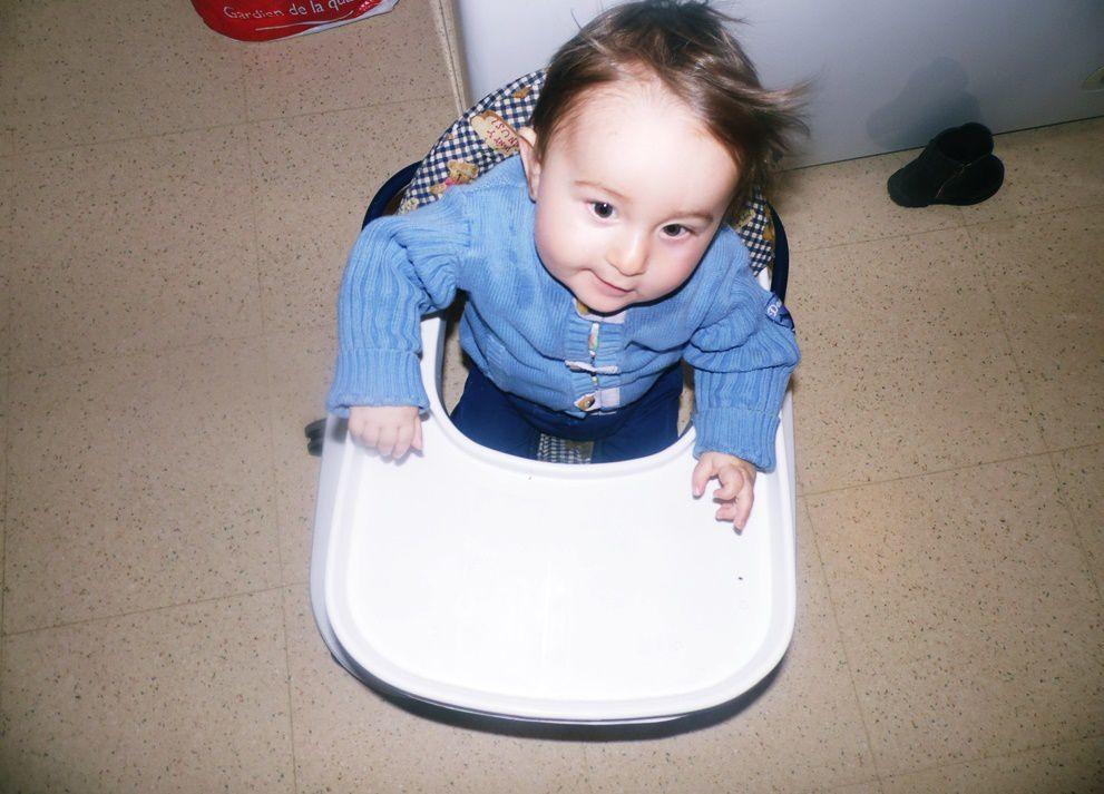 Joyeux 10e moiniversaire Bébé Liam