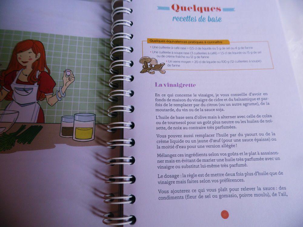 A table ! Le livre de cuisine de folaïe !!!
