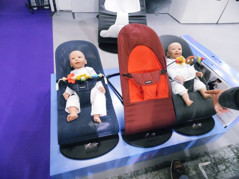 Retour sur le Salon Baby de Paris.