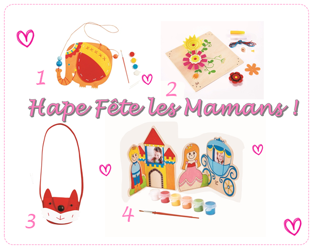 Happy News Hape fête les parents !