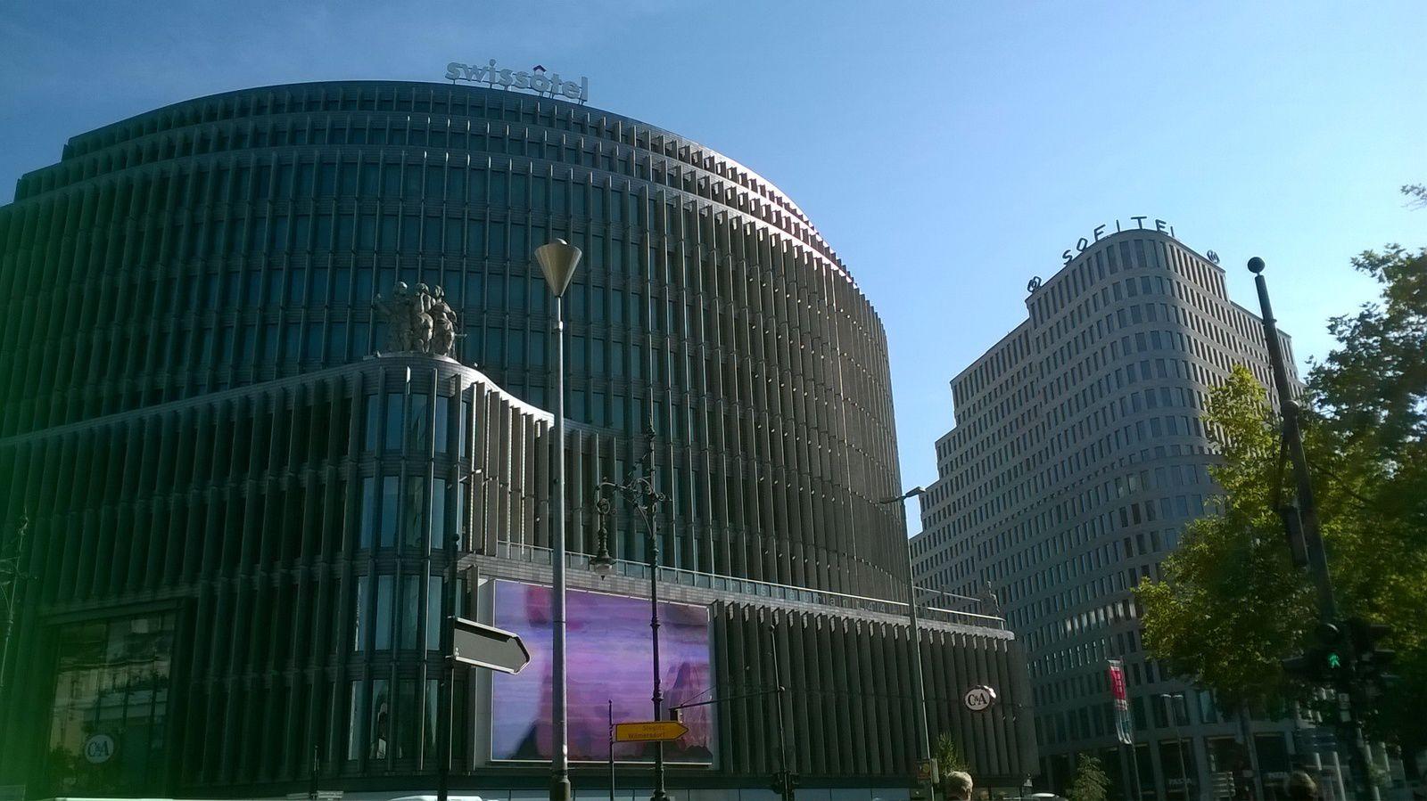 Hôtels Immeubles Berlin