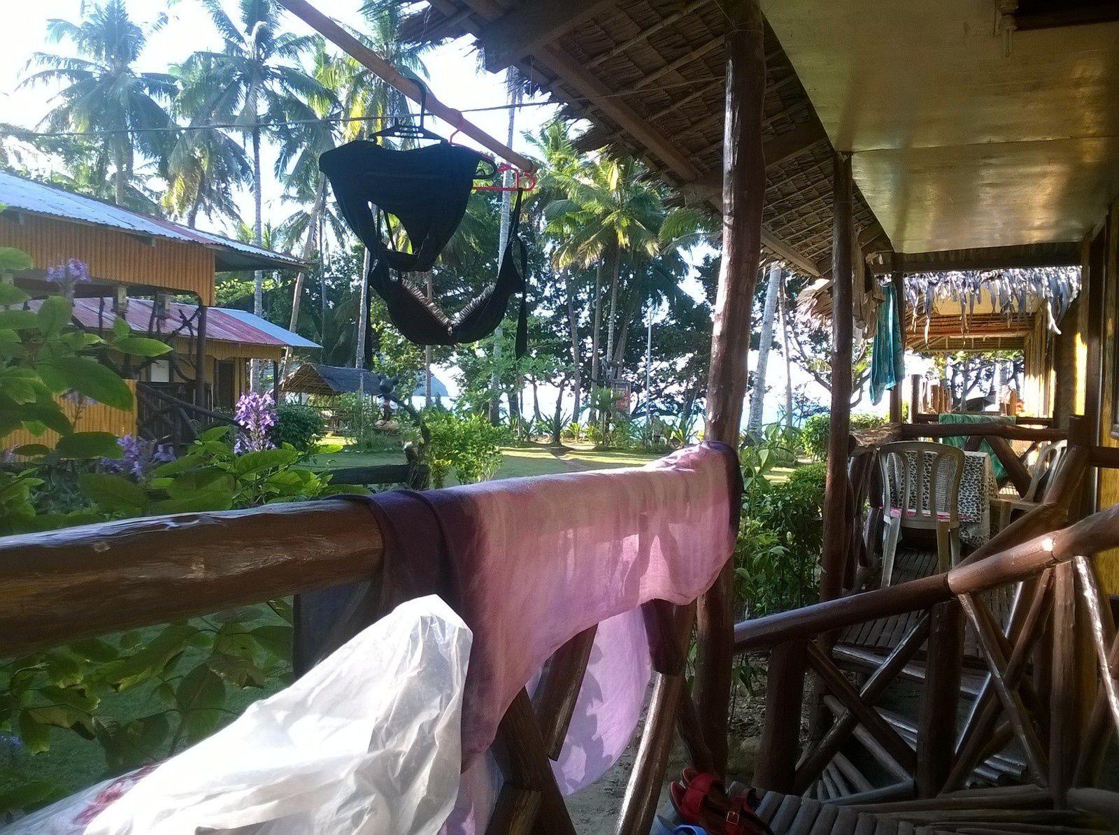 Une journée à rien faire, Sabang le paradis tranquille