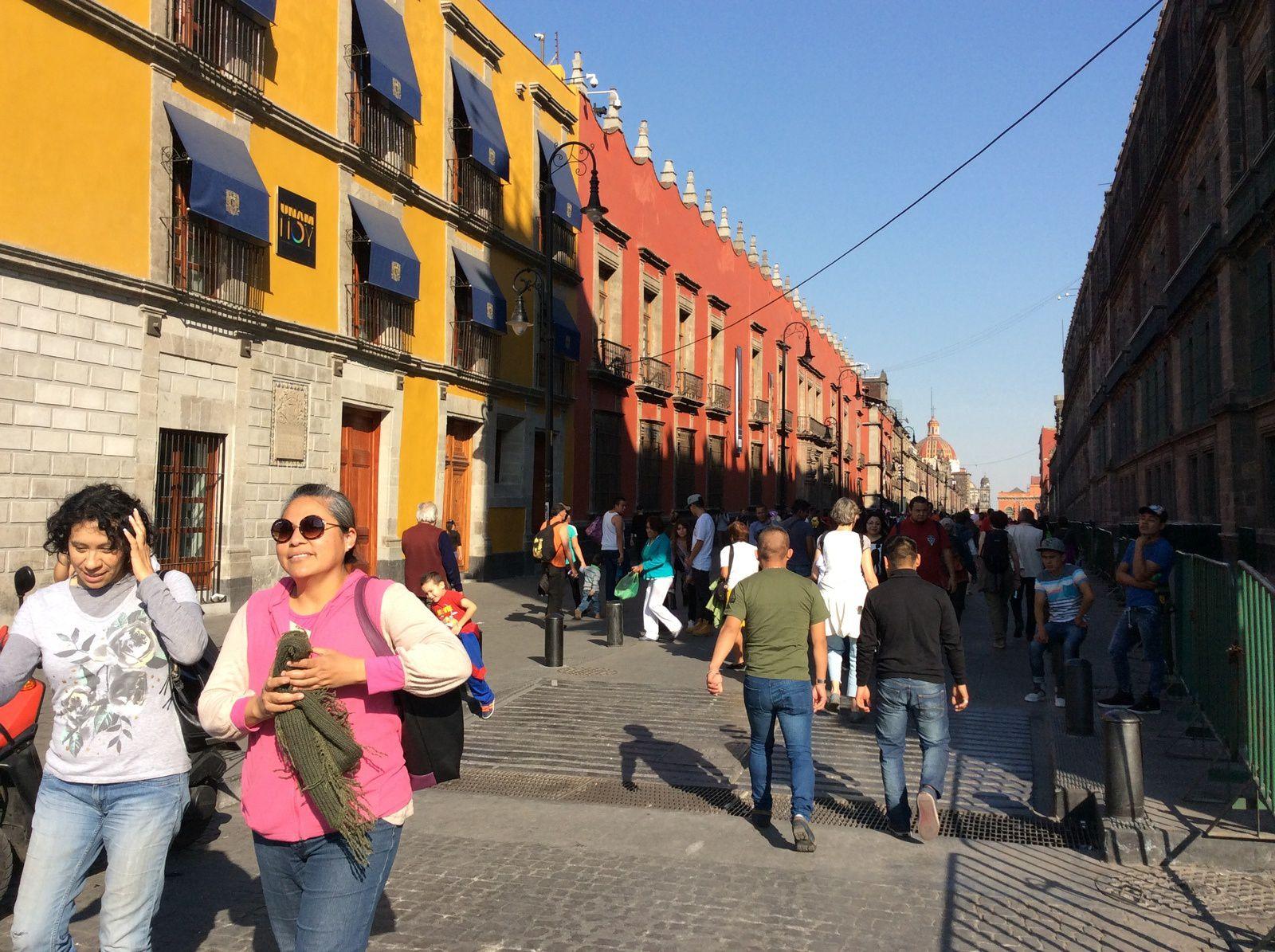 Mexico, le Mexique