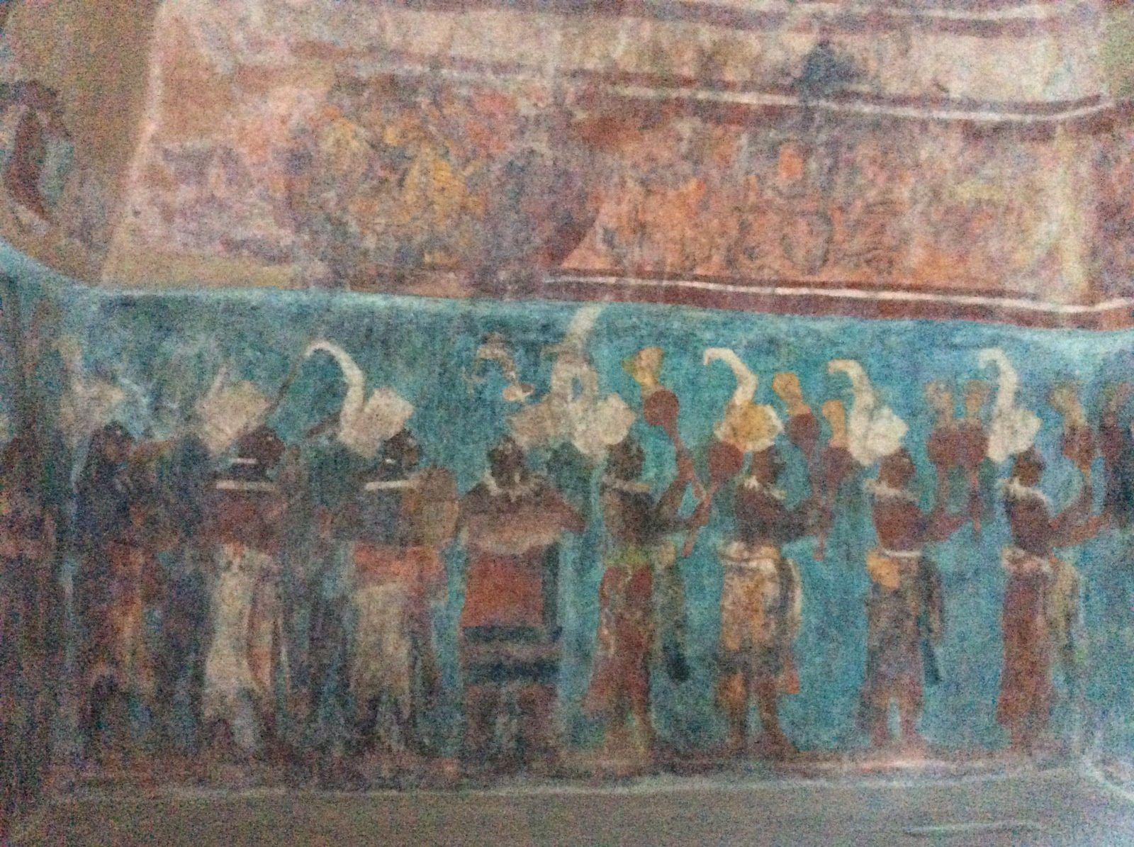 Bonampak... un site archéologique charmant
