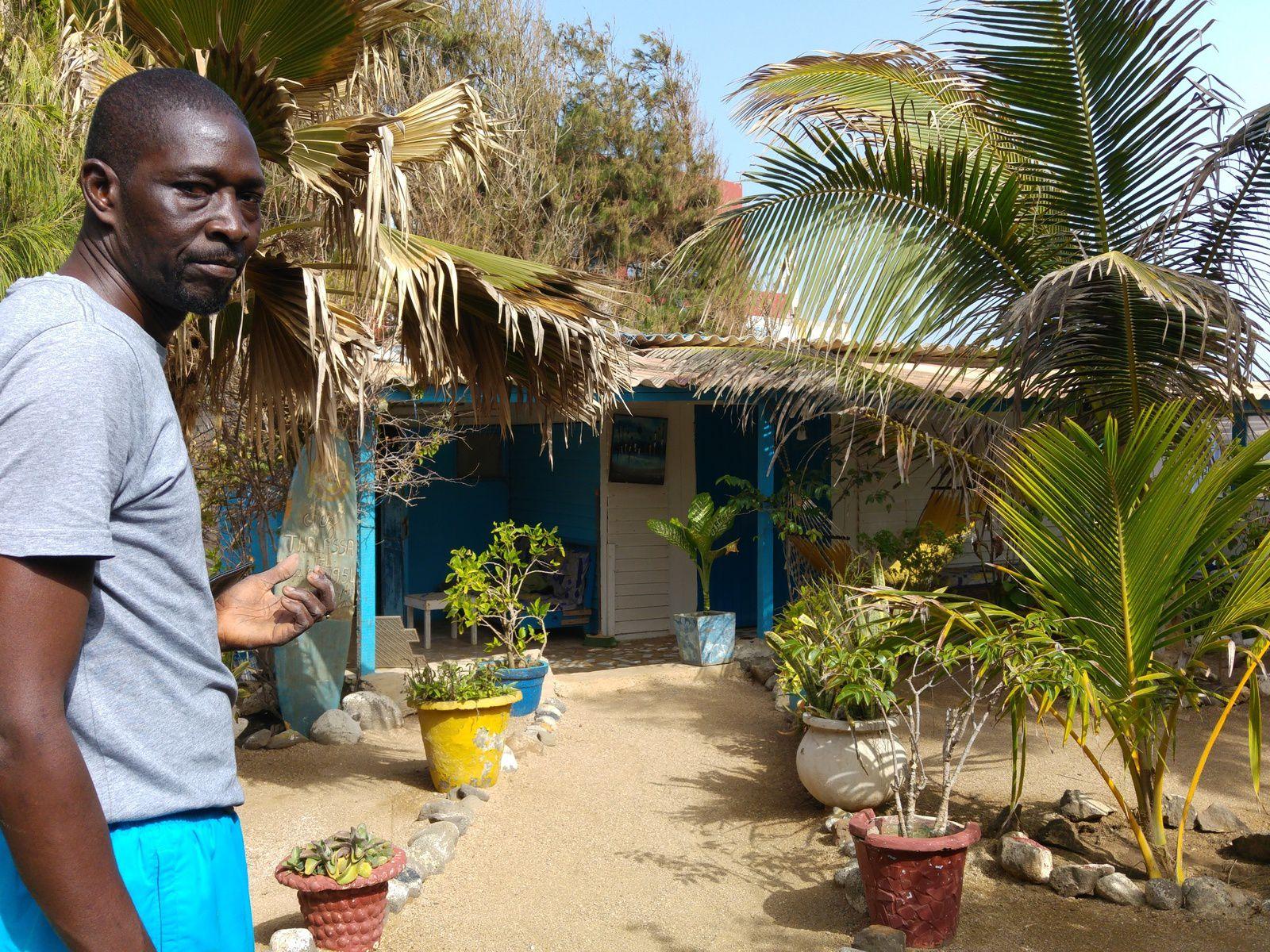 L'île de Ngor