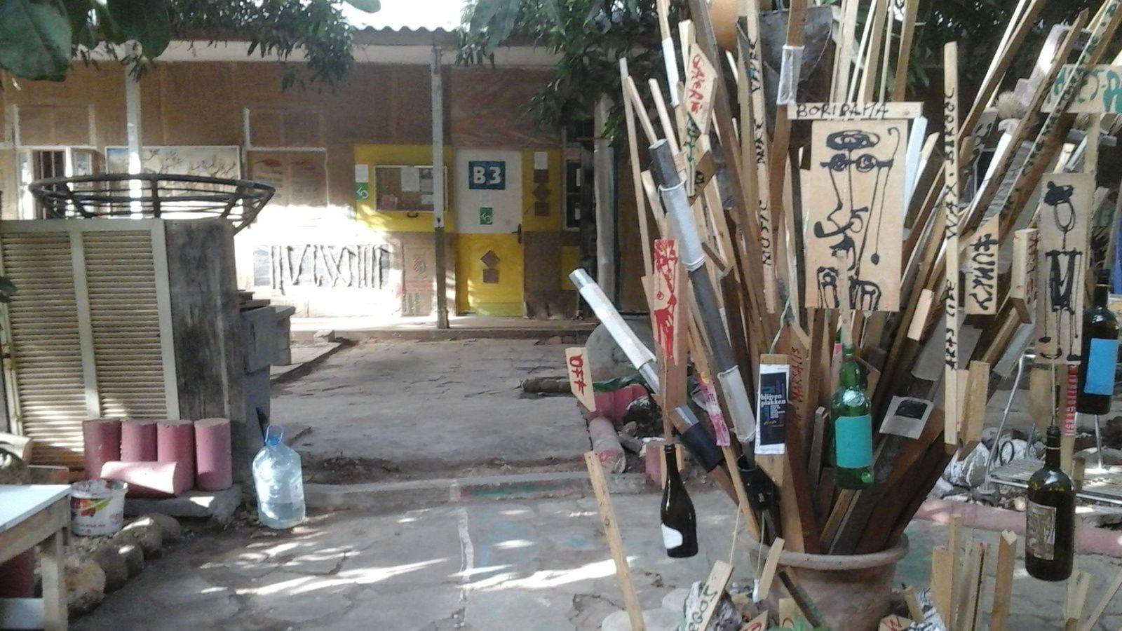 Village des arts de Dakar