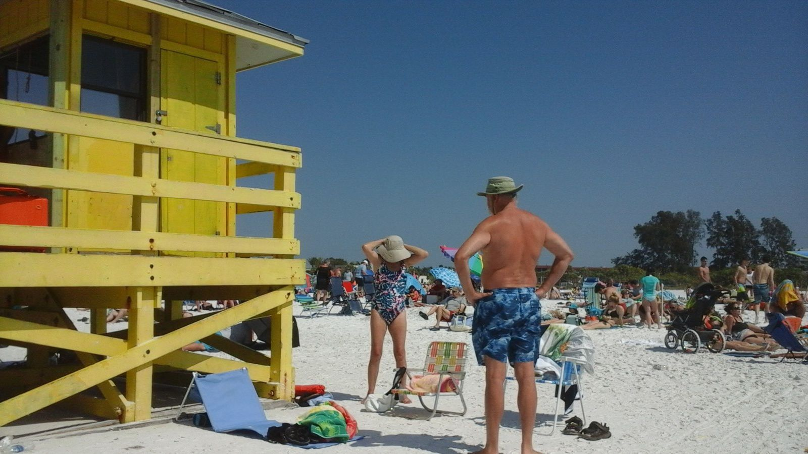 Siesta key : la number one des plages des USA