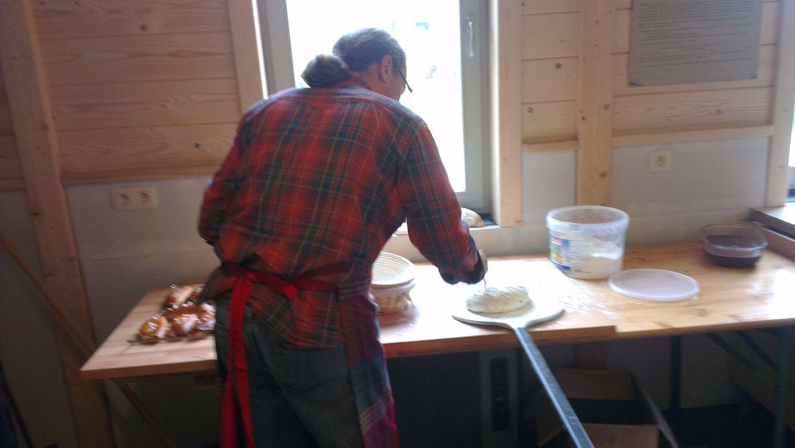 faire son pain