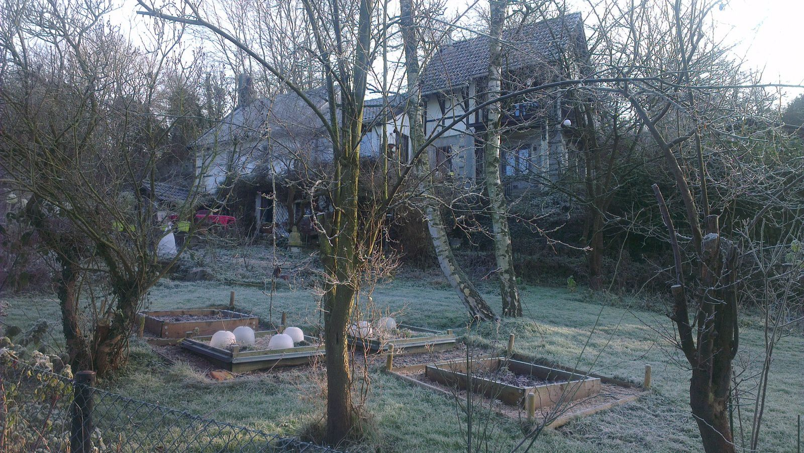 L'Oasis - hiver 2015