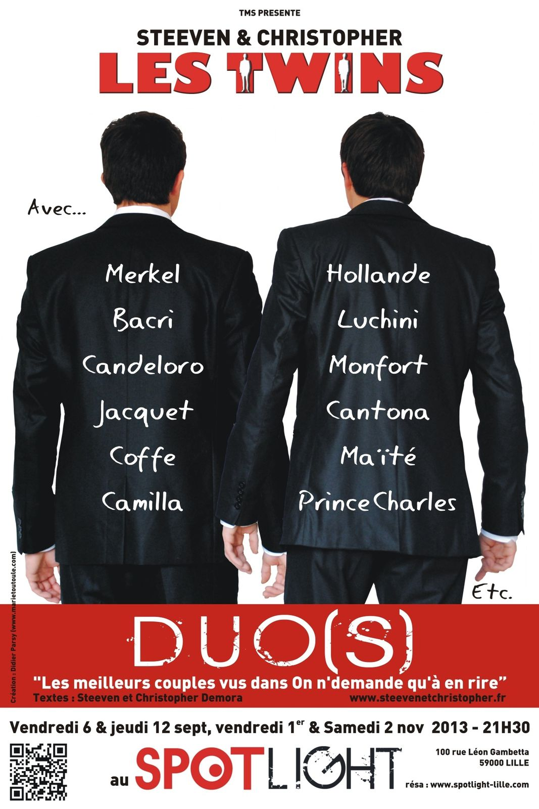 Steeven et Christopher - DUO(S)